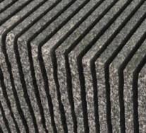 优质芝麻白机切板 矿山直销 精准红外线加工 星子义门石材供应